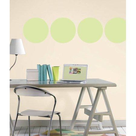 Peapod Green Dot Wall Decal Sticker Sticker Wall Decal Sticker - 26x26