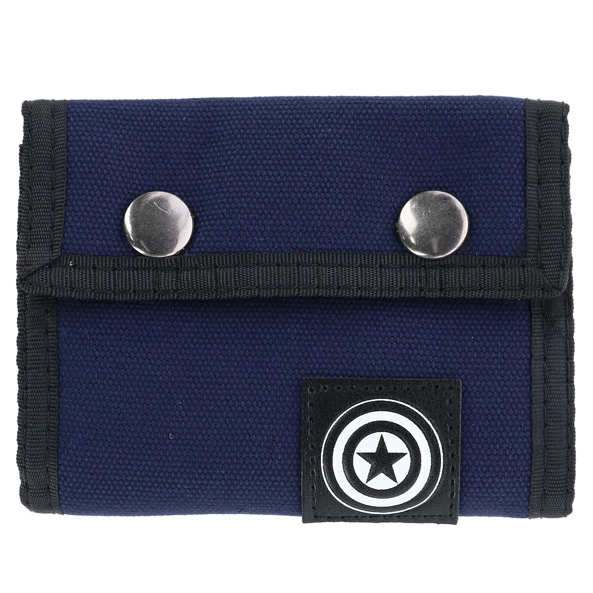 Marvel Captain America Tri-Fold Wallet - image 3 of 3