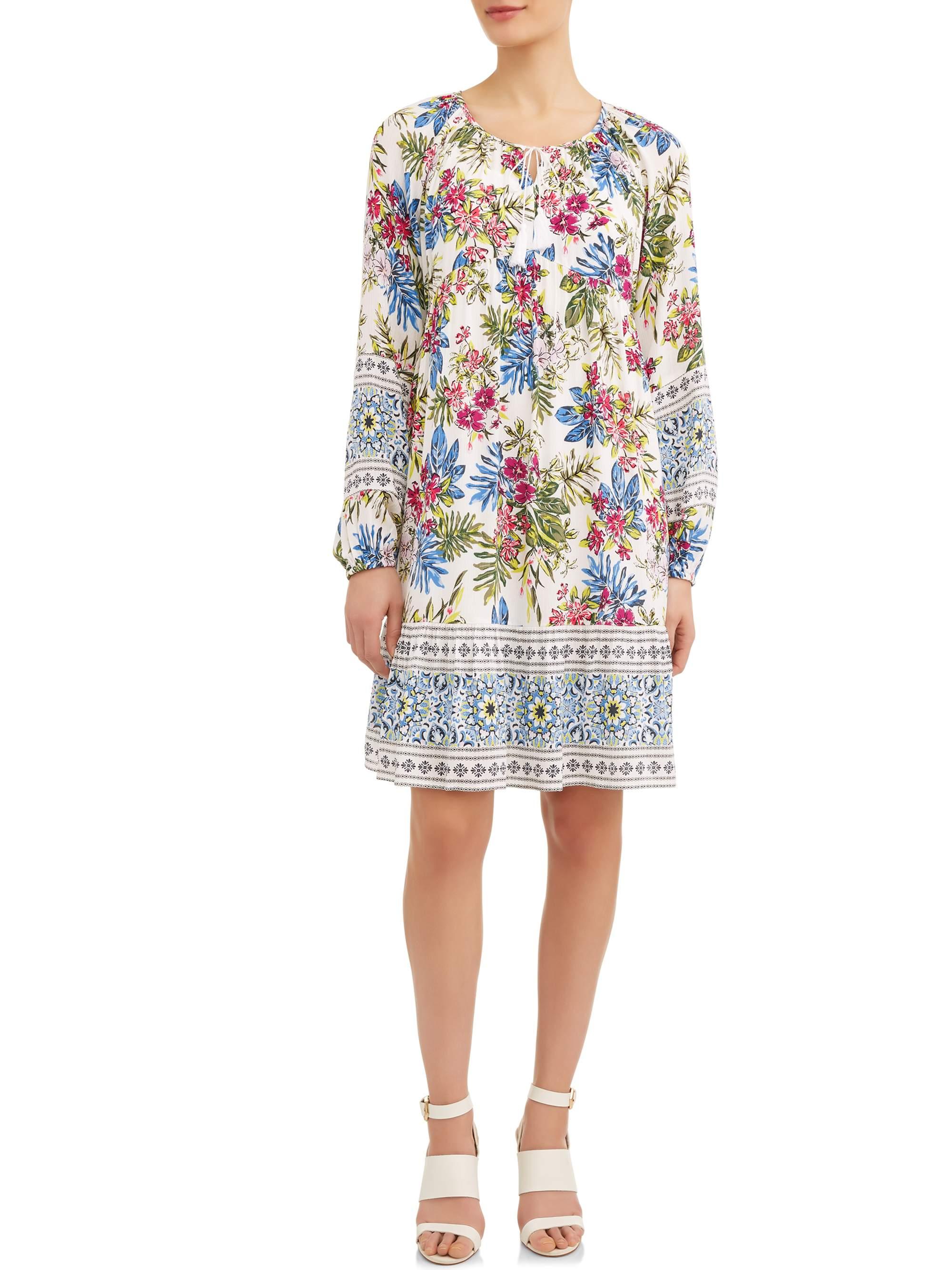 Women's Peasant Dress