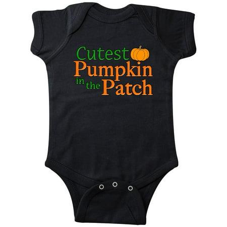 Cutest Pumpkin in the Patch Infant Creeper