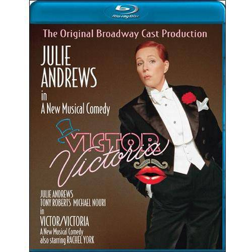 Victor / Victoria: The Broadway Musical (Blu-ray) (Widescreen)