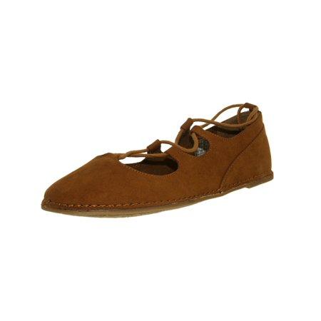 Rocket Dog Women's Malt Coast Fabric Cinnamon Ankle-High Flat Shoe - 7M ()