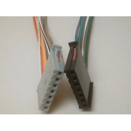 Wondrous Reverse Wire Harness Replaces Factory Cut Harness Plugs Into The Wiring Digital Resources Funapmognl