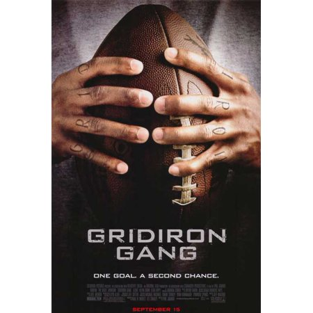 "Gridiron Gang - movie POSTER (Style A) (11"" x 17"") (2006)"