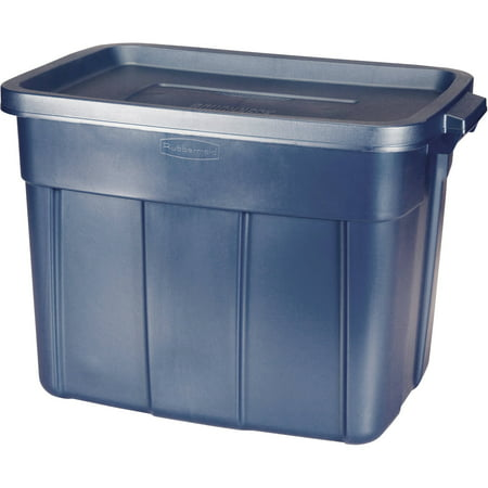 Storage Box Dark Indigo Metallic Set Of 12