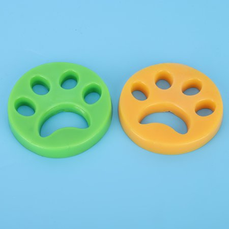 Nosii 2PCS Pet Accessories Sticky Hair Remover Dog Cat Fur Removal for Washing Laundry Dryer(2PCS ) - image 11 of 11