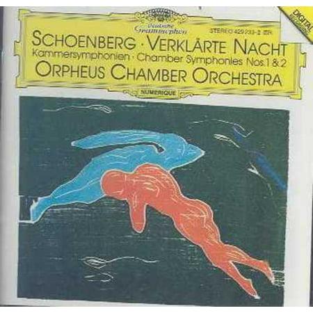 Schoenberg  Transfigured Night Chamber Symphonies Nos 1   2