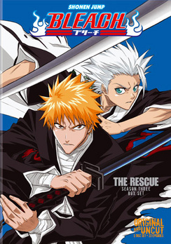 Bleach Box Set 3 (DVD) by Viz Media, LLC.