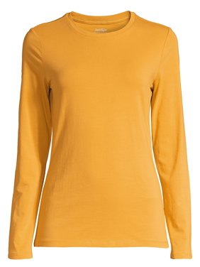 Long-Sleeve Crewneck Top
