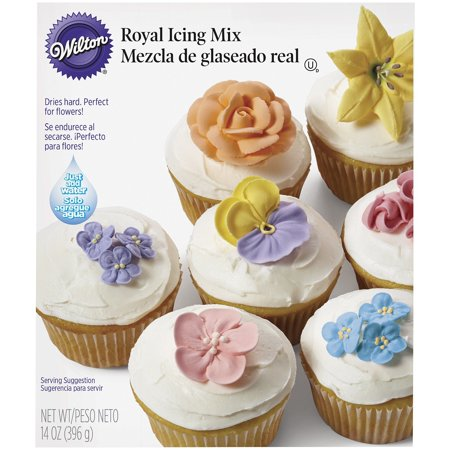 Wilton Royal Icing Mix (Decorating Halloween Cookies Royal Icing)