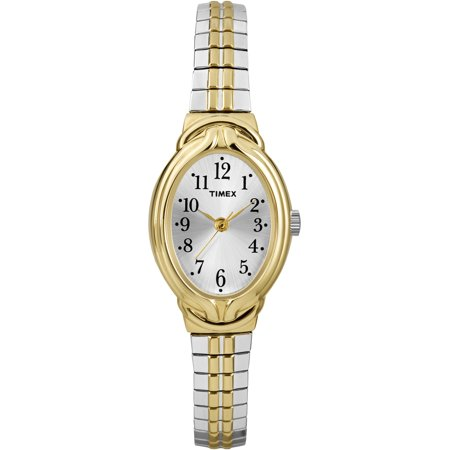 Women's Greenmount Terrace Watch, Two-Tone Stainless Steel Expansion Band (Two Tone Expansion Band Watch)