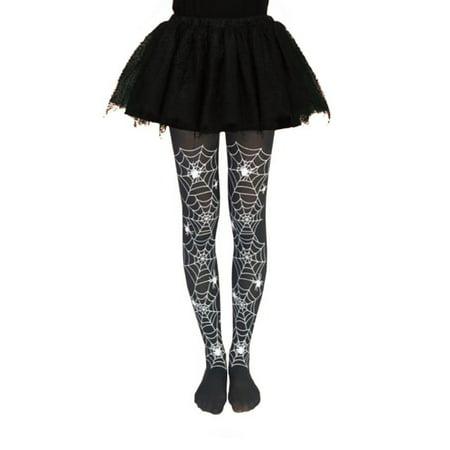 Women's Skeleton Stockings Long Knee High Socks Halloween Cosplay Costume