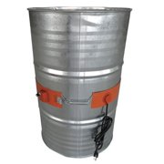 ZORO SELECT 3CDA5 Drum Heater,Elec,6.5A,115V,L38 1/8In