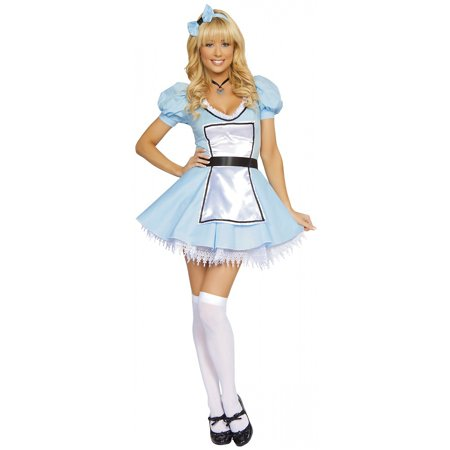 Sweet Alice Adult Costume - Medium/Large