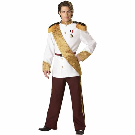 Prince Charming Elite Collection Adult Halloween (Cinderella's Prince Costume)