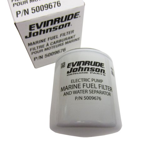 Johnson/Evinrude/OMC New OEM FUEL FILTER AY 5009676