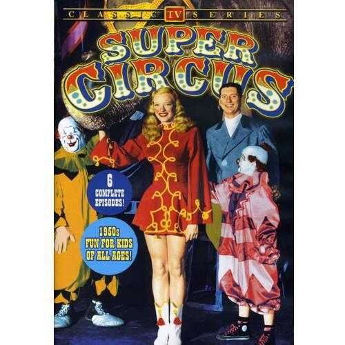 Super Circus (Full Screen) by ALPHA VIDEO DISTRIBUTORS