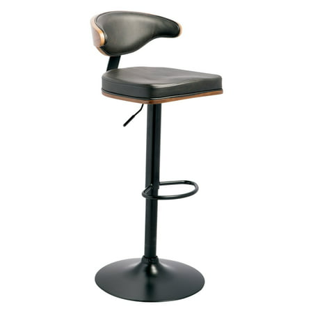 Signature Design by Ashley Bellatier Tall Upholstered Swivel Adjustable Height Barstool