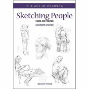 Search Press Books-The Art Of Drawing: Sketching People, Pk 1, Search Press