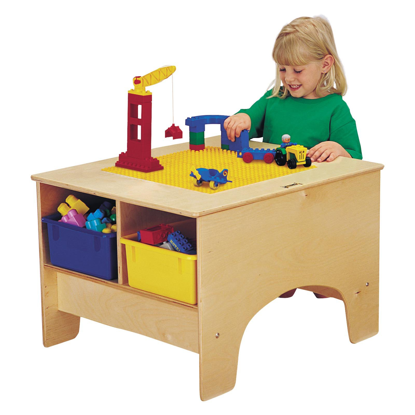 Jonti-Craft Kydz Building Table