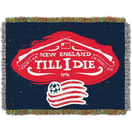 (MLS New England Revolution Handmade 48