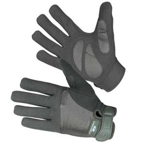 Hatch FLG250 ShearStop Full Finger Push/Cycle Gloves LiquiCell Palm Protect SM