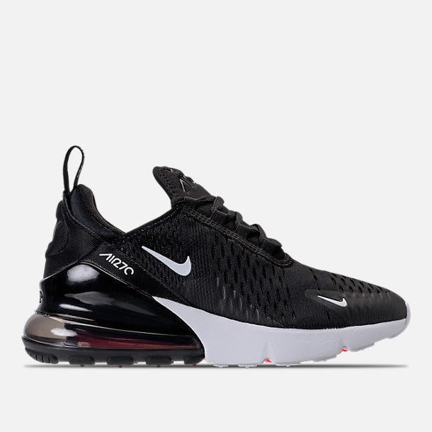 Kids Nike Air Max 270 GS Black White Anthracite 943345-001