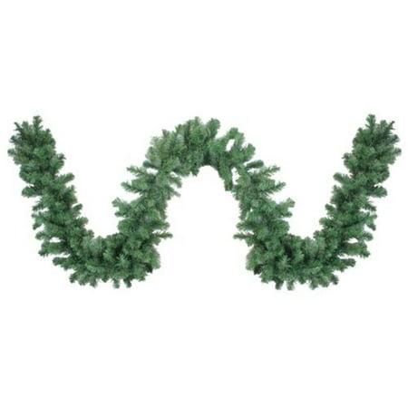Darice 9 X 10 Unlit Colorado Pine Artificial Christmas Garland