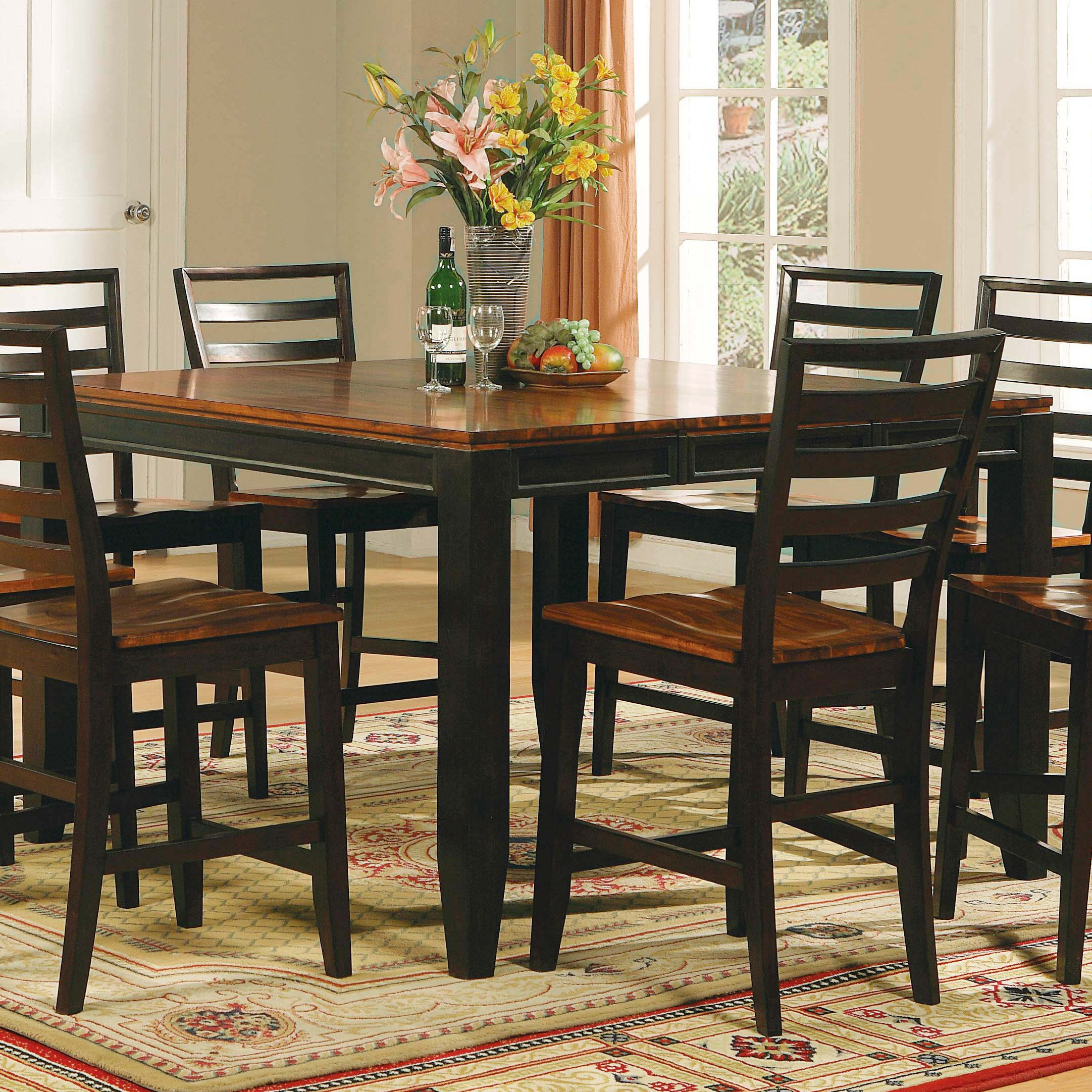 Steve Silver Abaco Counter Height Dining Table   Walmart.com