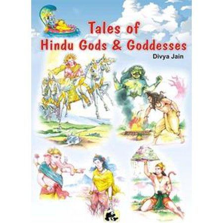 Tales of Hindu Gods & Goddesses - (Hindu God Antique)