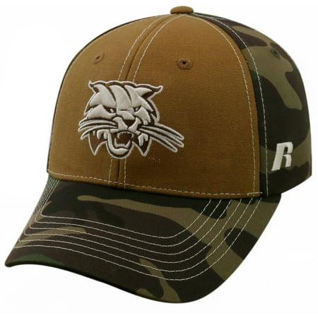 University Of Ohio Bobcats Mossy Baseball Cap