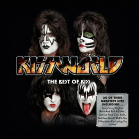 Kissworld: The Best Of Kiss (CD)