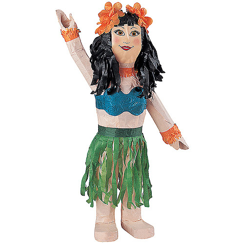Hula Dancer Pinata