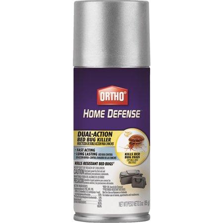 Ortho Home Defense Dual-Action Bedbug Killer