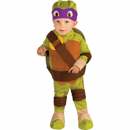 Teenage Mutant Ninja Turtles Donatello Toddler Halloween Costume, Size 3T-4T