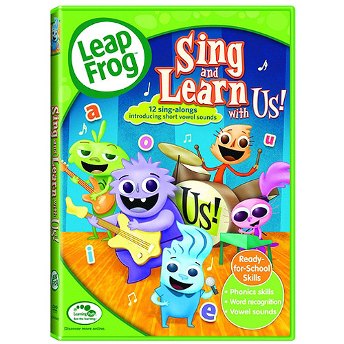 LeapFrog: Sing And Learn With Us (Full Frame)