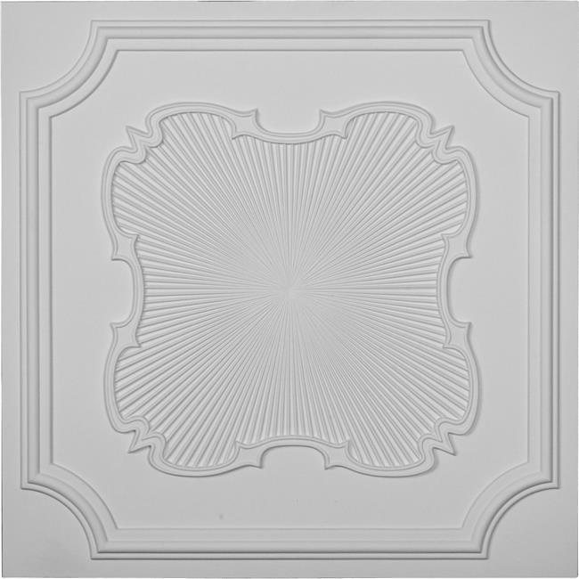 24 x 24 x 0.75 in. Eryn Ceiling Tile
