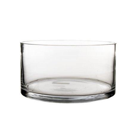 CYS-Excel Glass Cylinder Vase (Set of 8)](Cylinder Glass Vases)