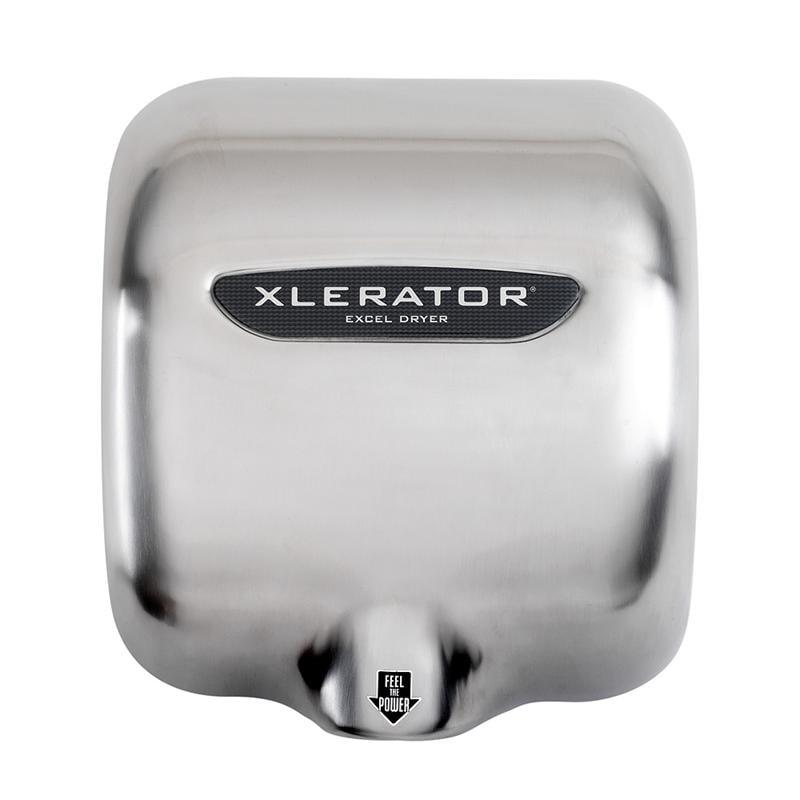 Excel Dryer XL-SB XLERATOR Hand Dryer Brushed Stainless Steel Cover 110-120V