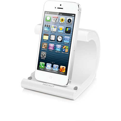 Macally C Dock 9-Pin Power Sync, White