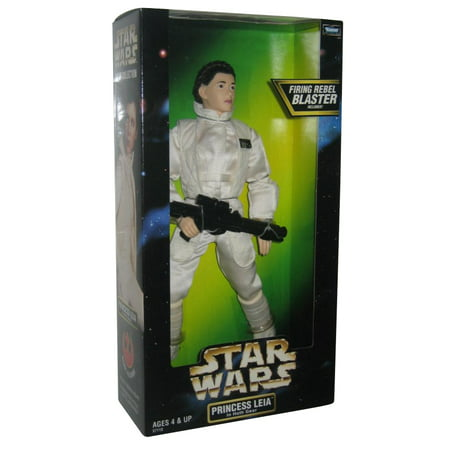 Star Wars Action Collection Princess Leia In Hoth Gear 12
