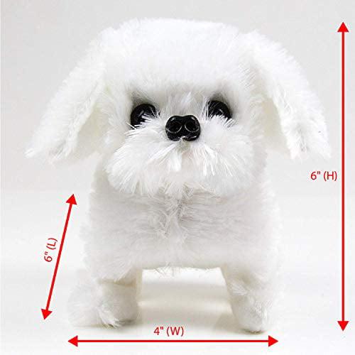 Toysery Chihuahua Puppy Plush Dog Toy