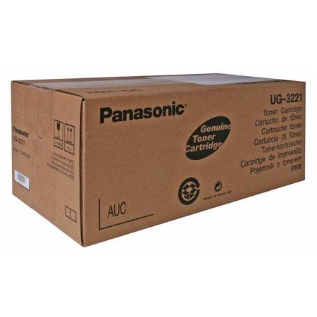Panasonic, PANUG3221, UG3221 Fax Toner Cartridge, 1 Each