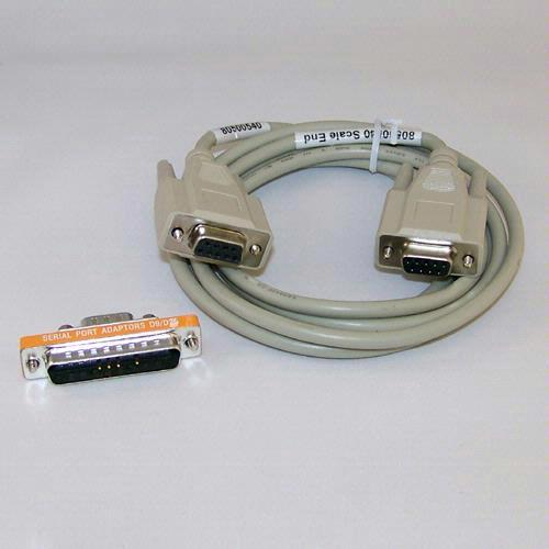 Ohaus 80500570 RS232 Cable and Adapter for 80252042 Printer to Explorer Pro