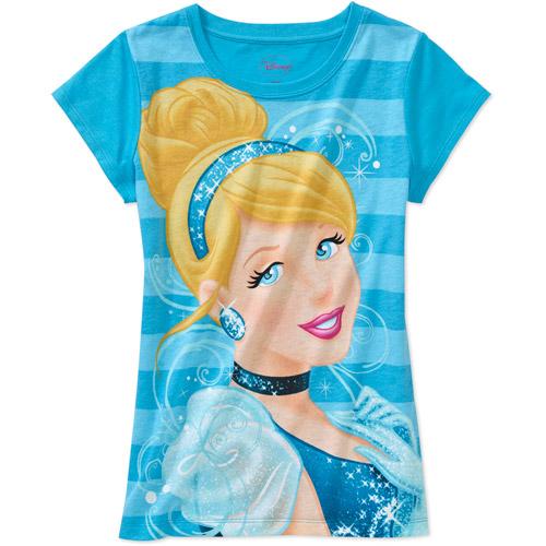 Disney Girls Cinderalla Graphic Tee