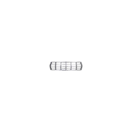 MACs Auto Parts Premier  Products 48-46699 -79 Ford Pickup Grille Shell Insert, Chrome, F100-F350