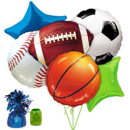 Sports Party Balloon Kit - Party Supplies
