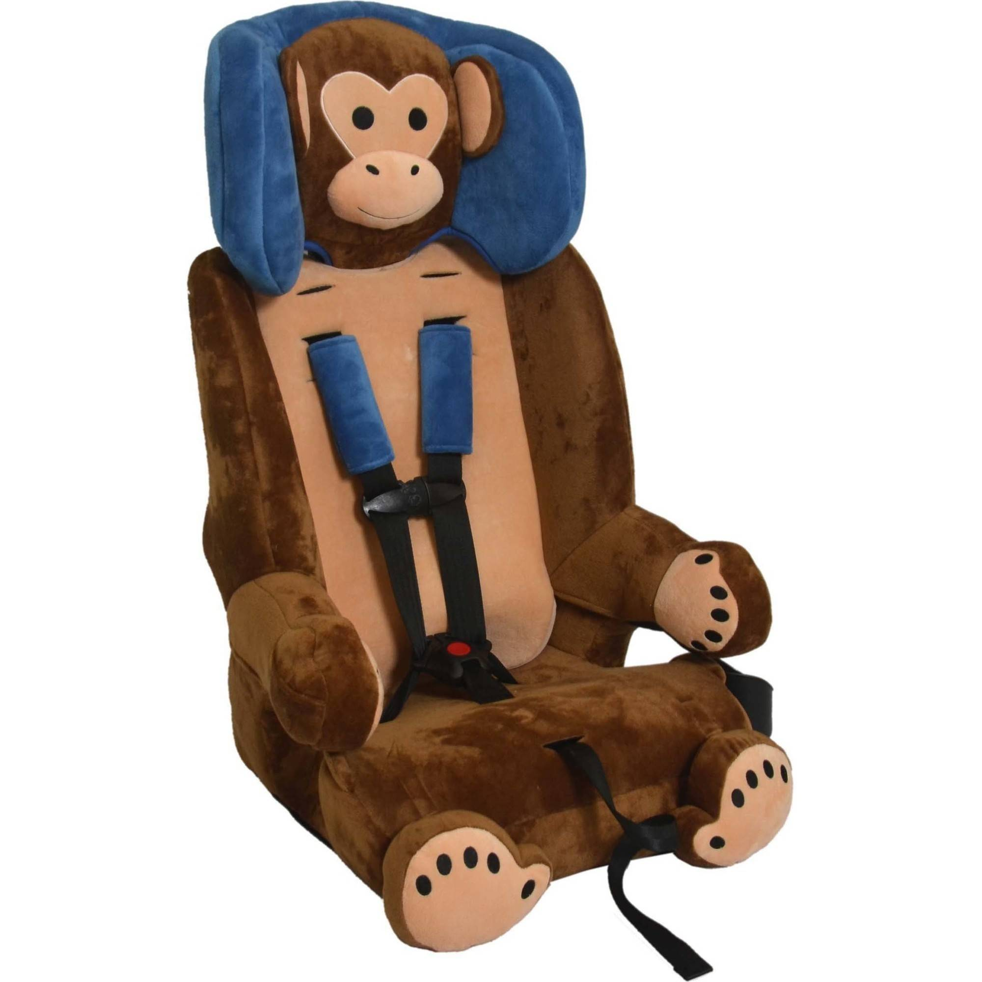 Sentry Baby Products Guardimals 3-in-1 Harness Booster Car Seat ...