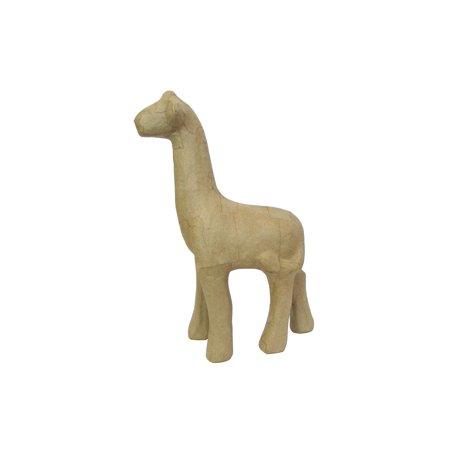 Halloween Paper Mache Crafts (PA Paper Mache Giraffe 11