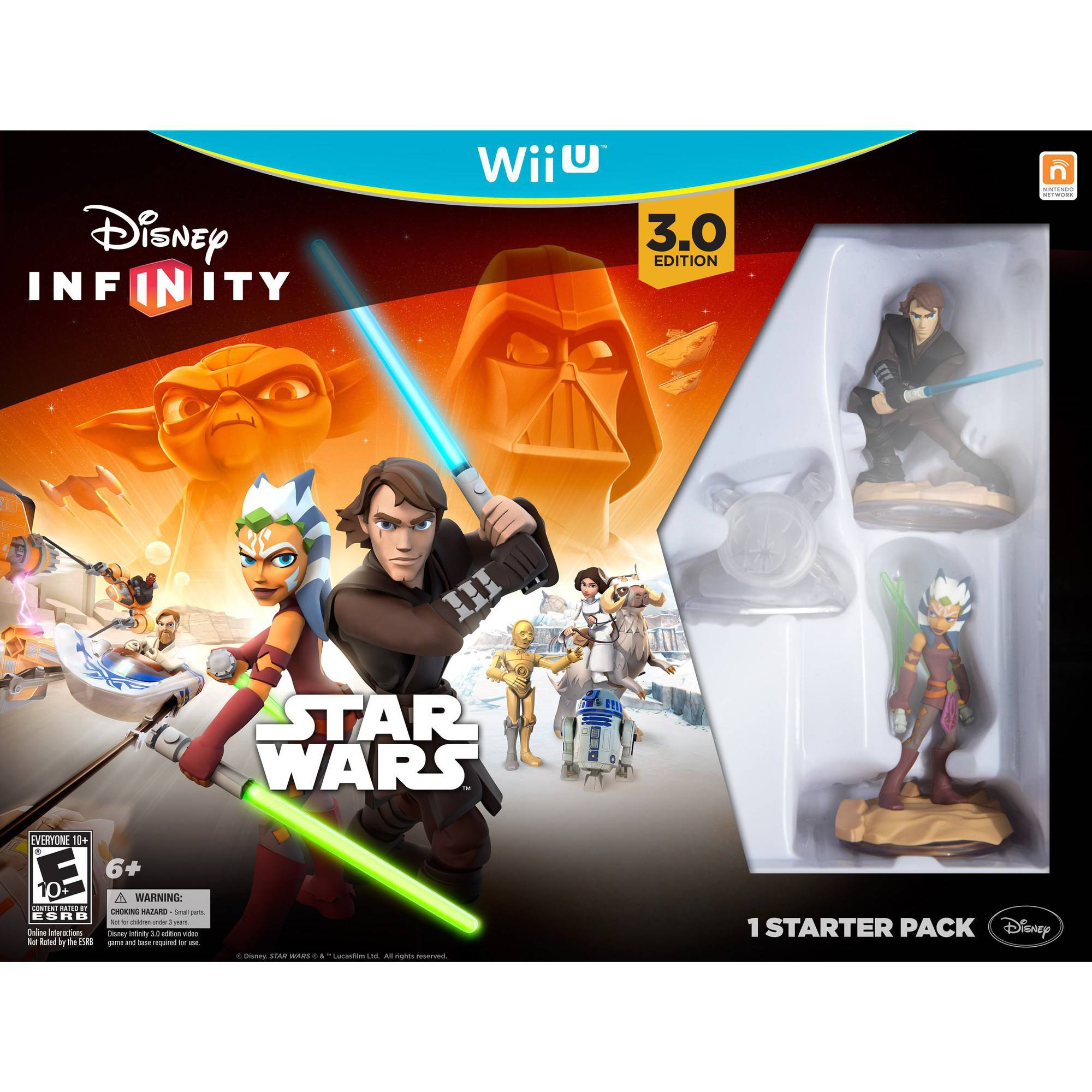 Disney Infinity 3.0 Edition Starter Pack (Wii U)